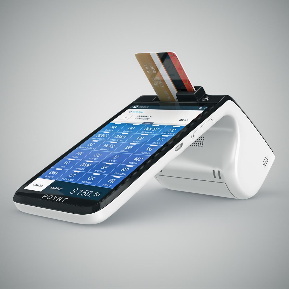 poynt smart payment terminal max
