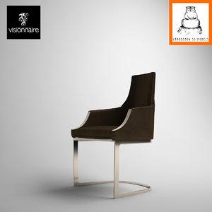groundhog   janas chair max