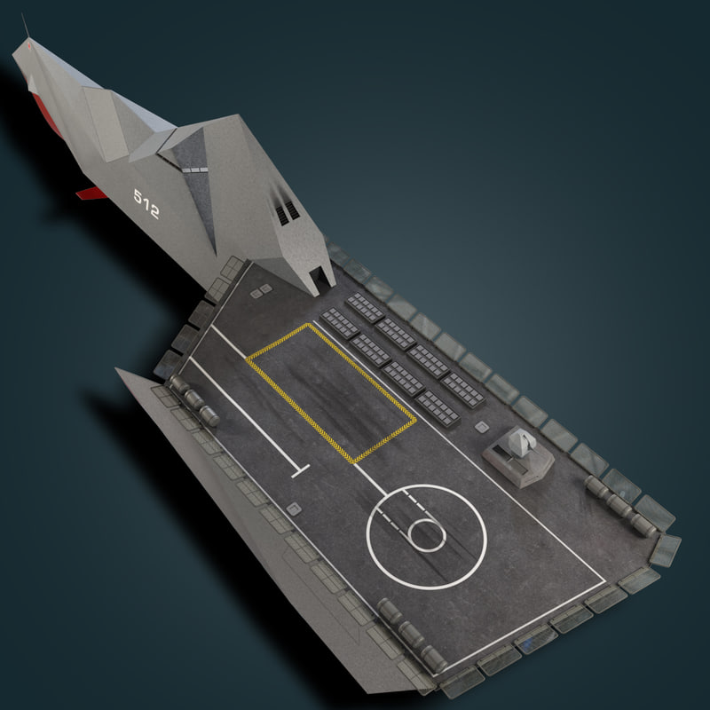 corvette maritime zone 3d ma