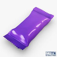 3d max candy wrapper v 5