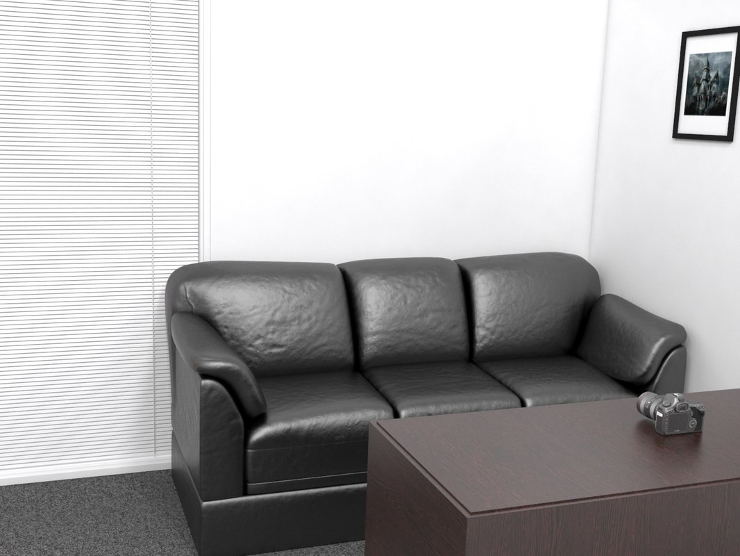 Casting Couch 3D 3Ds-3545