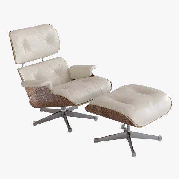max eames lounge chair ottoman