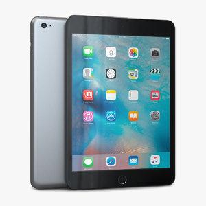max apple ipad mini 4