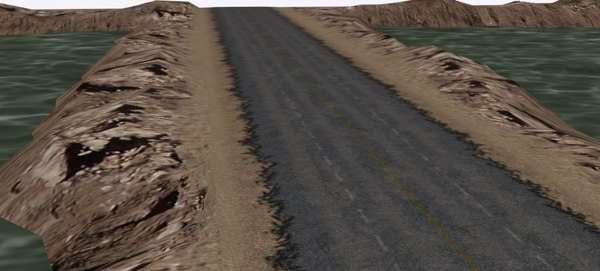 pro road terrain pack max