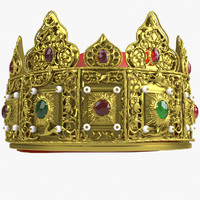 Luxury Royal Crown
