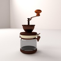 3ds coffee grinder