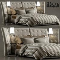 3d bed angle flou