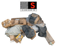 3d garbage ready 8k model