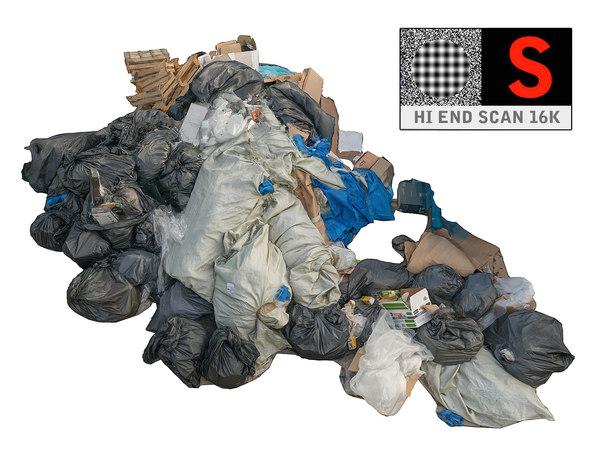 3d garbage ready 16k