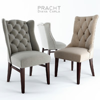 3d pracht dining chair carla