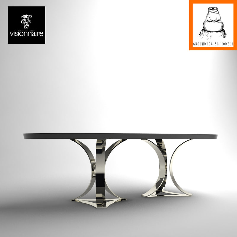 max groundhog | visionnaire table