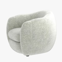 jean royere bear chair