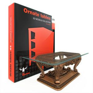 table ornate max