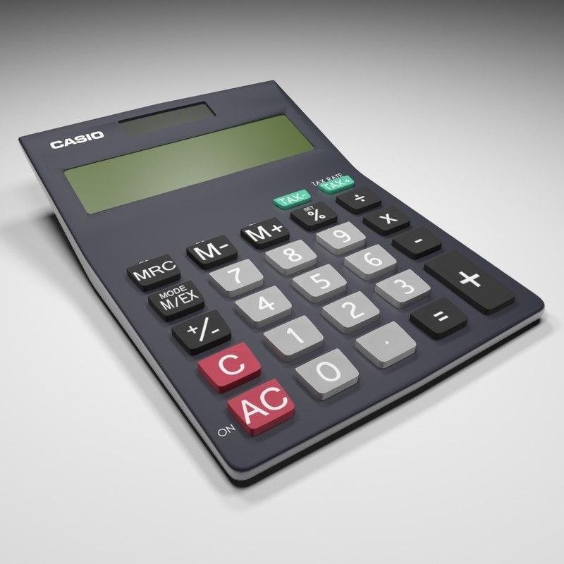 calculator dwg