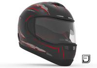 Black Helmet H10