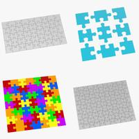 puzzle sets 3d 3ds