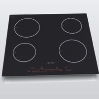 bosch cook-top cooker 3d model
