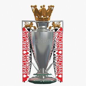 premier league cup trophy x