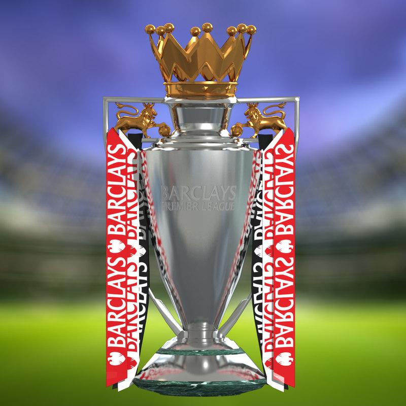 premier league cup trophy x
