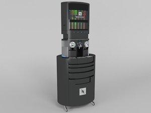 nespresso tower max