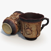 3ds max coffee mug 03