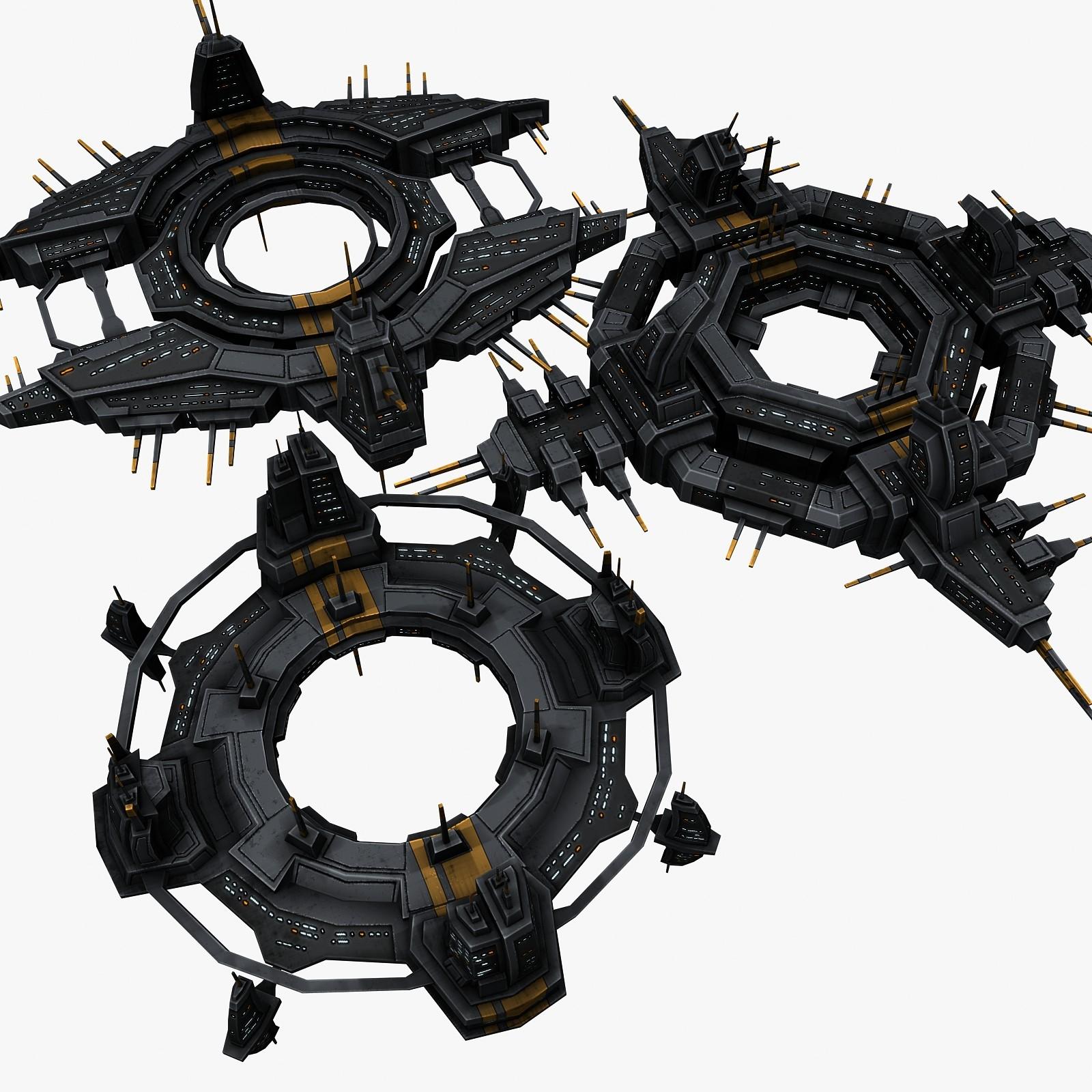 3ds max 3 space portals