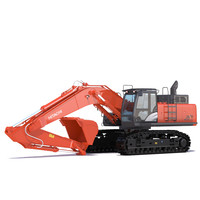 excavator hitachi zx470 max