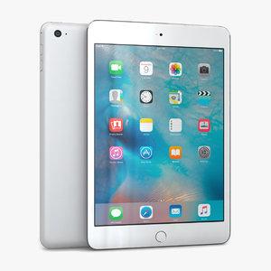 3ds apple ipad mini 4