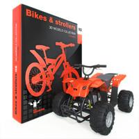 10ravens Bikes & strollers 02