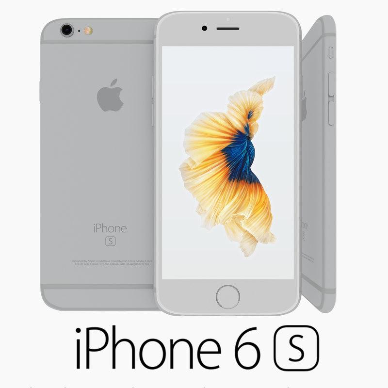 iphone 6s obj