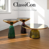 Coffee Table Set Bell Classicon