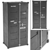 sea container wardrobe max