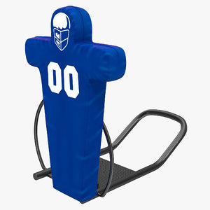 football tackling dummy 3ds