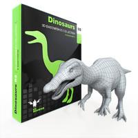 10ravens Basemesh Dinosaurs 03