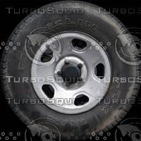 Blazer truck wheel