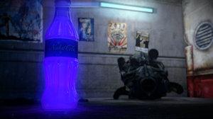 3d model nuka - cola