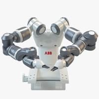 abb yumi industrial robot max
