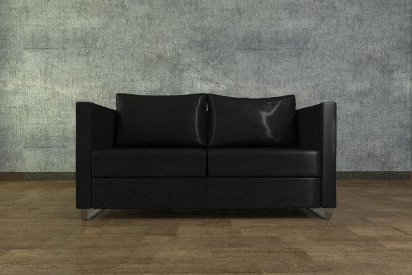 Free Sofa 3D Models for Download | TurboSquid