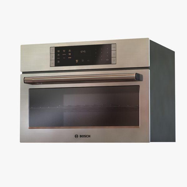 3ds max speed microwave oven bosch