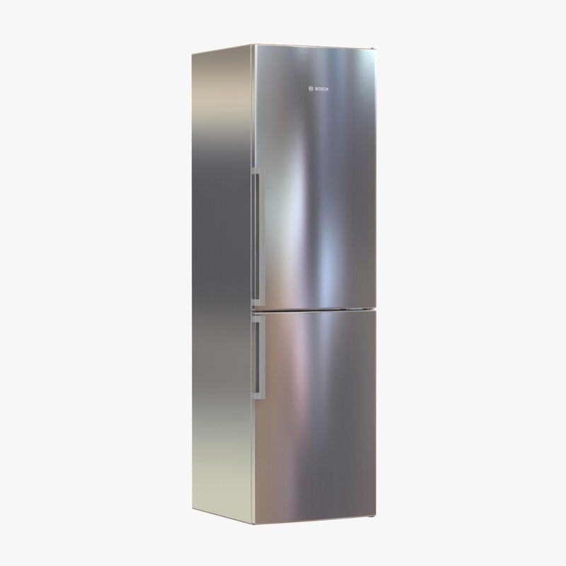 max freezer stainless steel