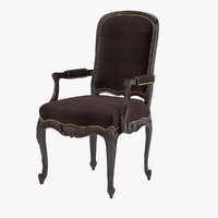 Ralph Lauren Conservatory Garden Arm Chair