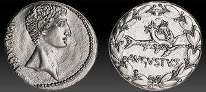 3d roman coin copy model