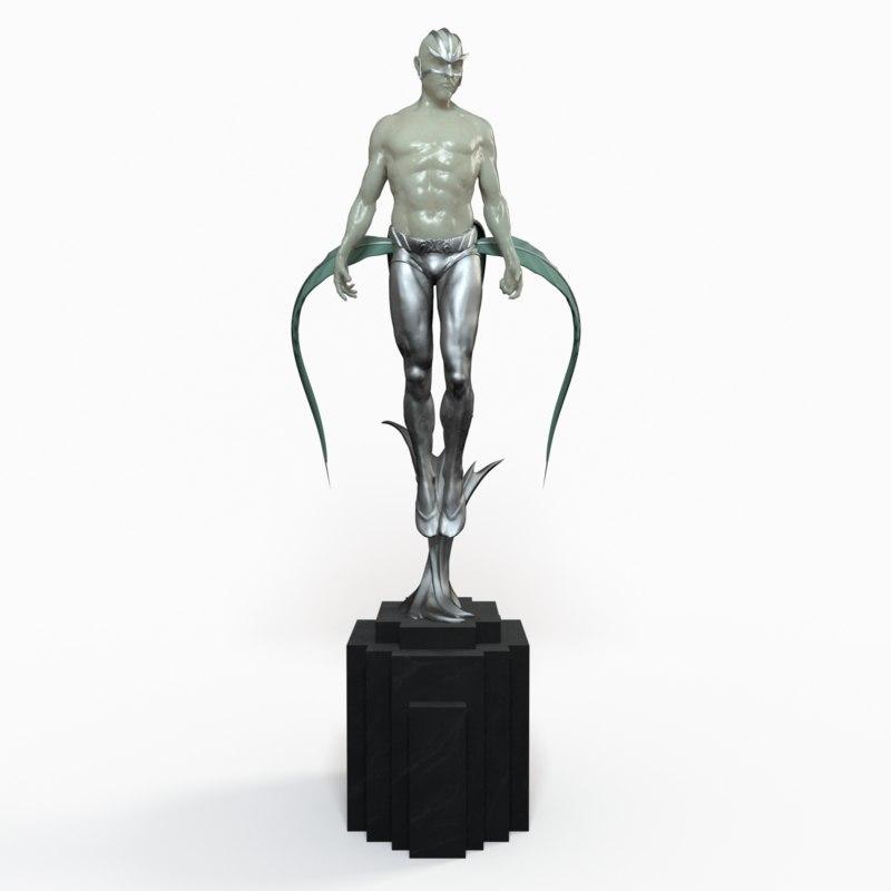 decorative sculpture obj