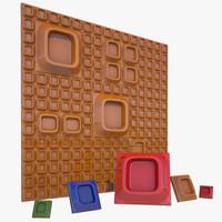 Suga 3d Wall Tile