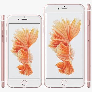 3ds apple iphone 6s colors