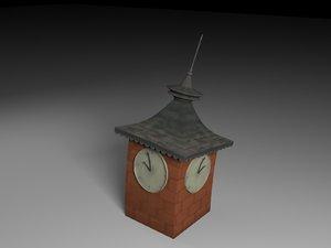 max toon clocktower