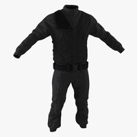 3d swat uniform 7