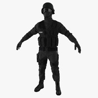 SWAT Uniform 2