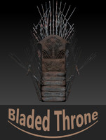 Bladed Throne
