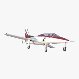 sport aircraft viperjet 3 3ds